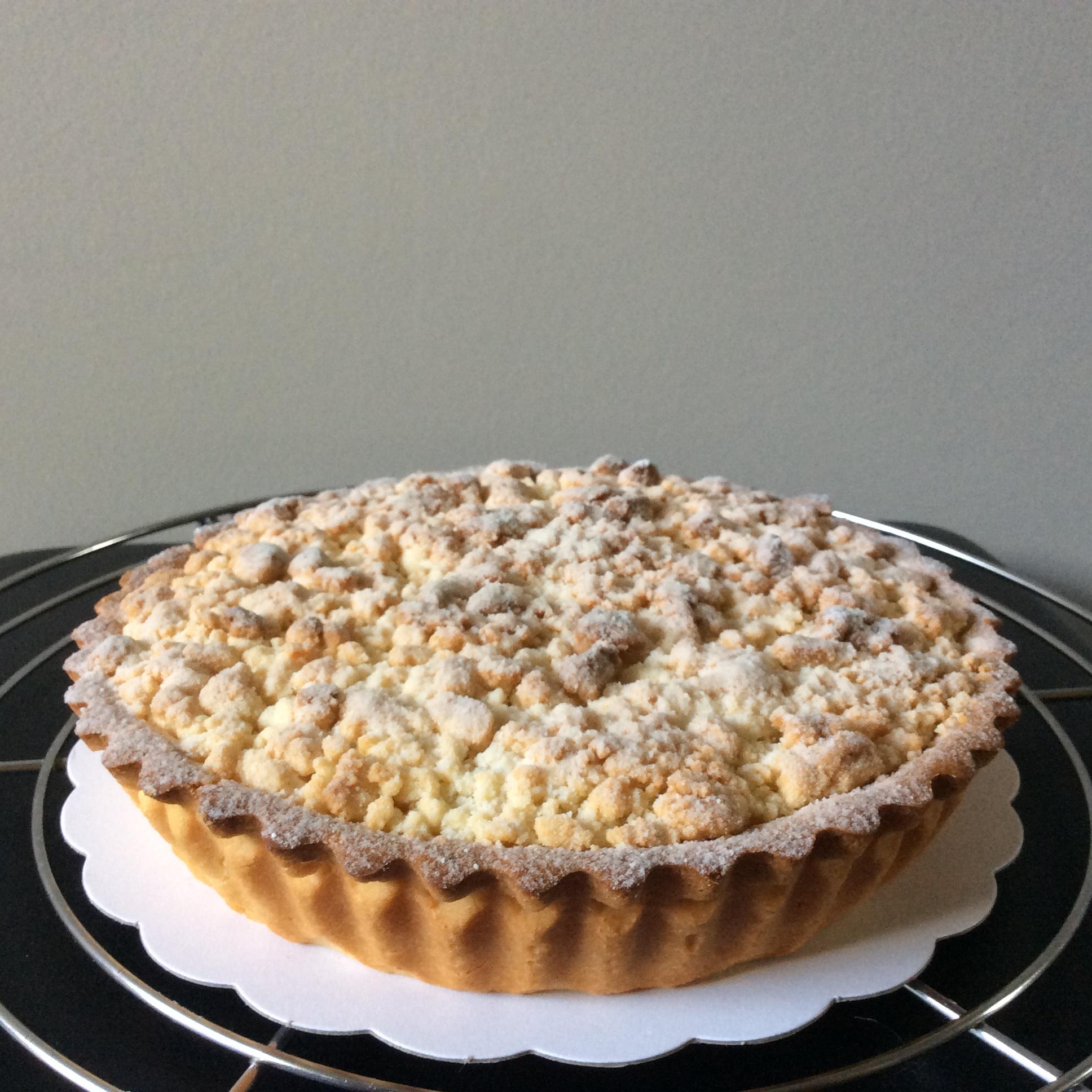 Crumble appeltaart (klein) Image