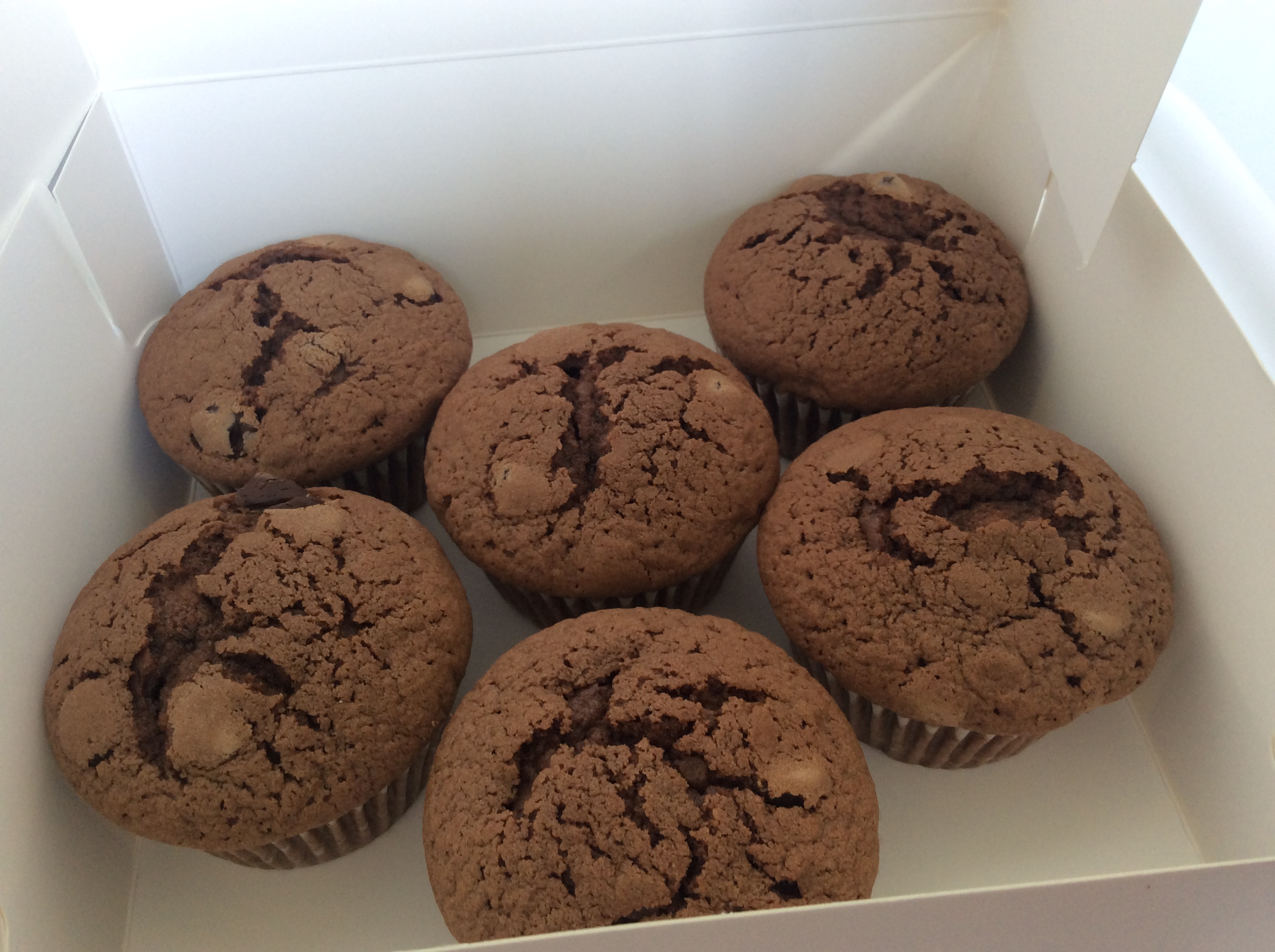 Chocolade muffin (vanaf 5 stuks te bestellen) Image