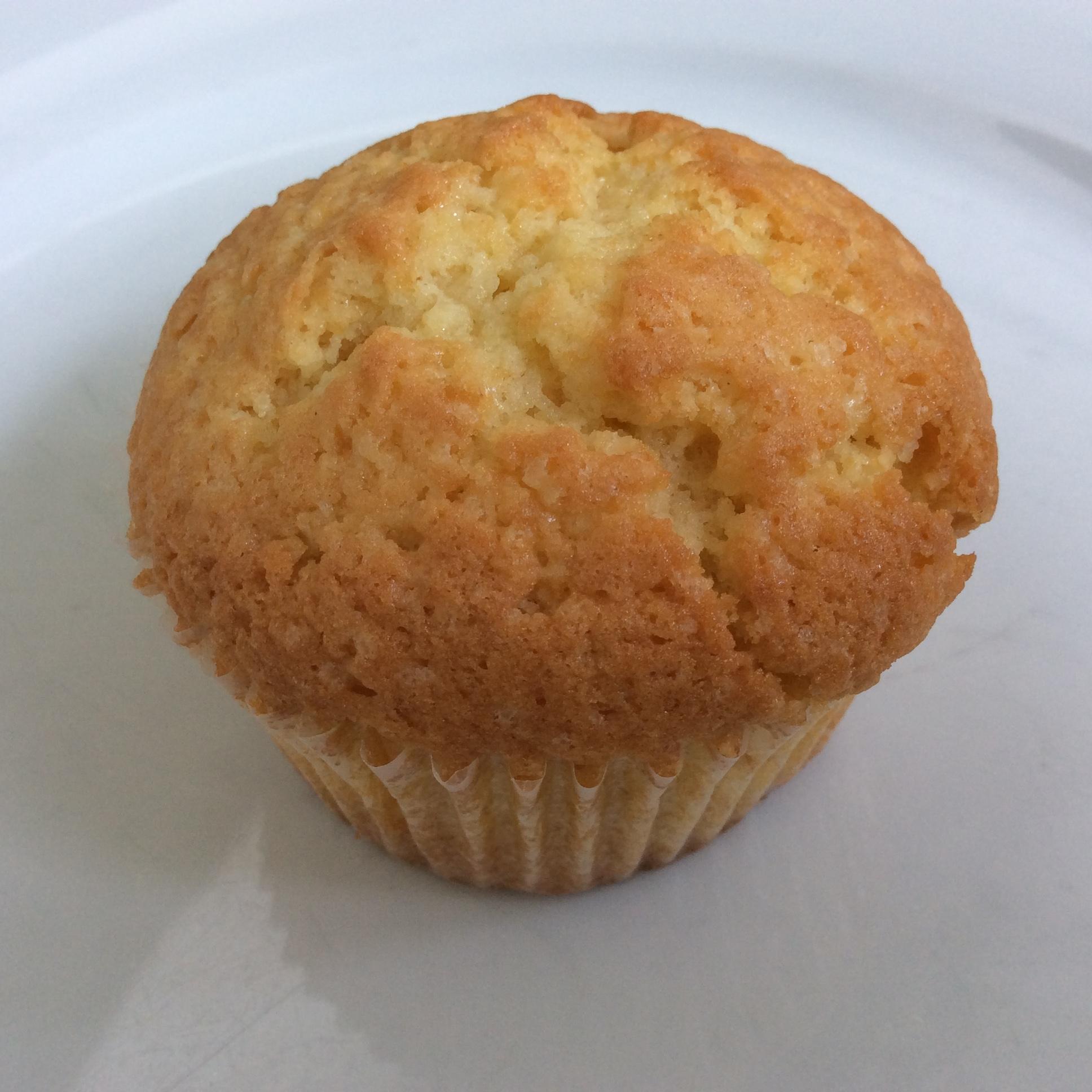 Vanille muffin (vanaf 5 stuks te bestellen) Image